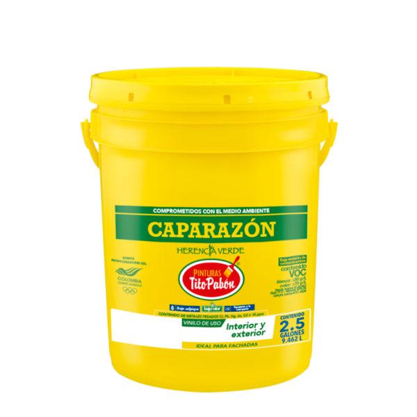 caparazon_balde_pinturas tito pabon