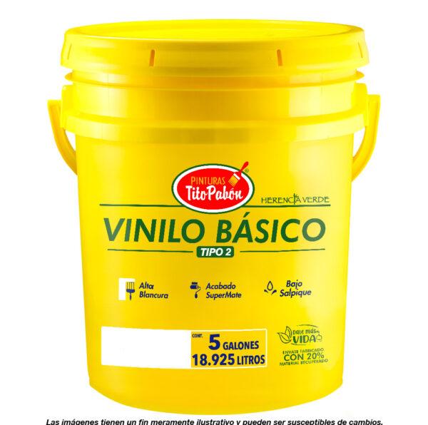 Vinilo Básico Tipo 1